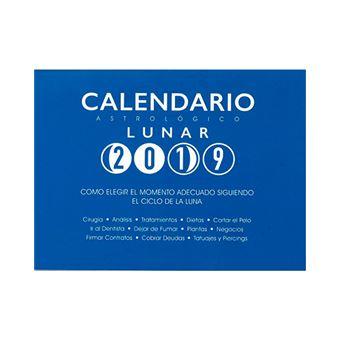 Calendario Astrológico Lunar 2019