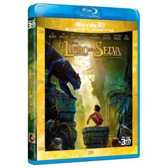 El libro de la selva - Blu-Ray + 3D