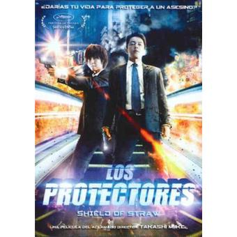 Los protectores (Shield Of Straw) - DVD