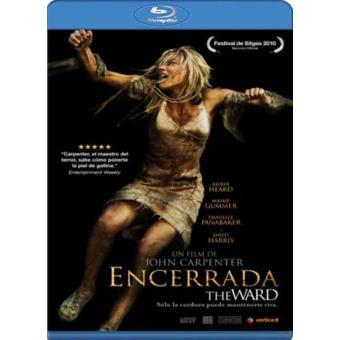 Encerrada - The Ward - Blu-Ray