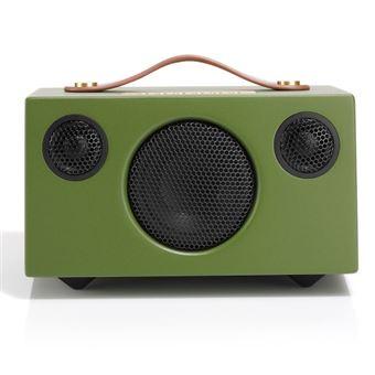 Altavoz Bluetooth Audio Pro Addon T3 Verde