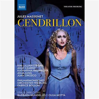 Massenet - Cendrillon - DVD