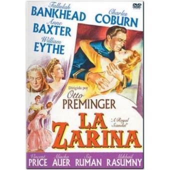 La zarina - DVD