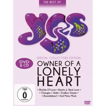Lonely Heart (Ed. CD + DVD)