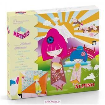 Art Kid Munecas Japonesas Kit De Manualidades Oferta Antes 10 90