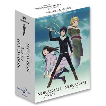 Noragami + Noragami Aragoto - Serie Completa - DVD