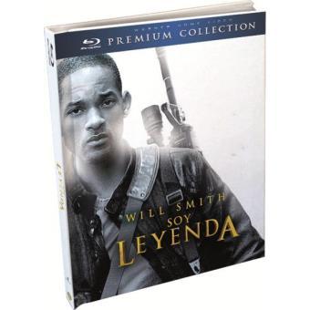 Soy leyenda - Blu-Ray + Libro