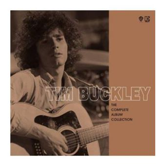Tim Buckley - The Album Collection 1966 – 1972 - 7 Vinilos