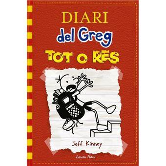 Diari del Greg 11. Tot o res