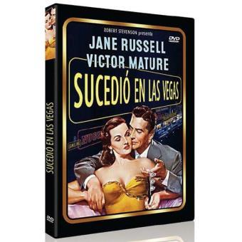 Sucedió en Las Vegas - DVD
