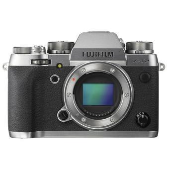 Cámara EVIL Fujifilm X-T2 Body Edición Graphite Silver