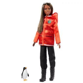 Muñeca Mattel - Barbie Bióloga marina National Geographic