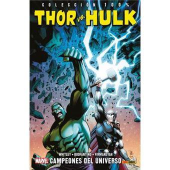 Thor Vs. Hulk: Campeones del universo