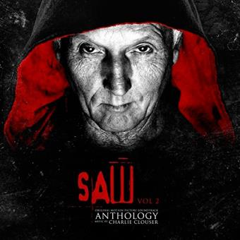 Saw Anthology Vol. 2 B.S.O. - 2 vinilos