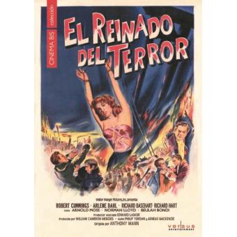 El reinado del terror - DVD