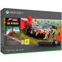 Consola XBox One X 1 TB + LEGO Forza Horizon 4 + DLC LEGO