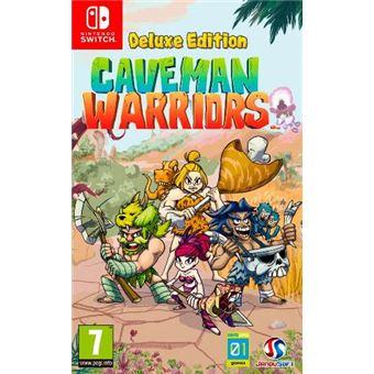 Caveman Warriors - Deluxe Edition Nintendo Switch