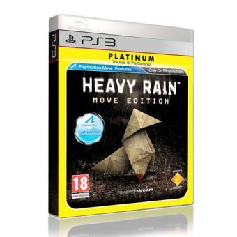 Heavy Rain Platinum PS3