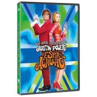Austin Powers 2: La espía que me achuchó - DVD