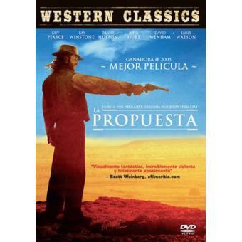 La propuesta - DVD