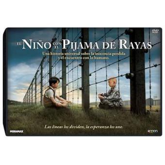 El niño con el pijama de rayas (Edición Horizontal) - DVD