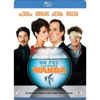 Un pez llamado Wanda - Blu-Ray