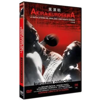 La Nueva Leyenda del Gran Judo V.O.S. - DVD