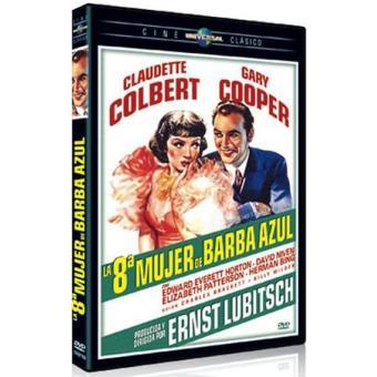 La octava mujer de Barba Azul - DVD