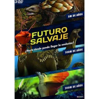 Pack Futuro salvaje - DVD