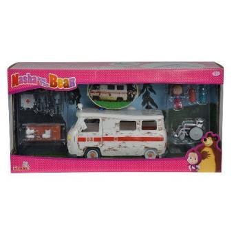 Ambulancia Masha y el Oso