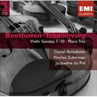 Sonatas violín 7 a 10