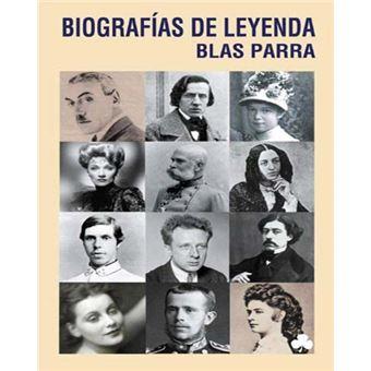 Biografías de leyenda