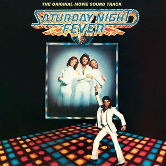 Box Set Saturday Night Fever BSO. 40º Aniversario - 2 vinilos + Blu-Ray + 2 CD