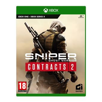 Sniper Ghost Warrior Contracts 2 Xbox Series X / Xbox One