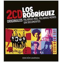 Palabras Más, Palabras Menos / Sin Documentos - 2 CDs