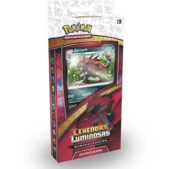 Pokémon. Minicolección Zoroark de Leyendas Luminosas