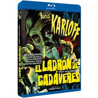 El ladrón de cadáveres - Blu-Ray