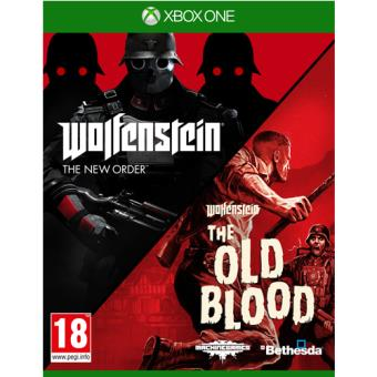 Wolfenstein The Two Pack  XBox One