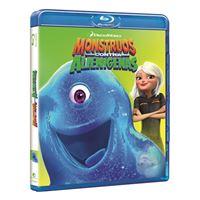 Monstruos contra alienigenas - Blu-Ray