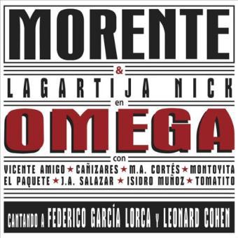Omega (Ed. 20º aniversario Box Set Super Deluxe 2 CD's + DVD + Libro)