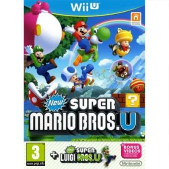 New Super Mario Bros U + New Super Luigi U Wii U