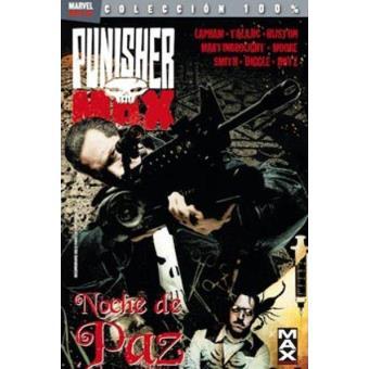 Punisher MAX 5. Noche de paz