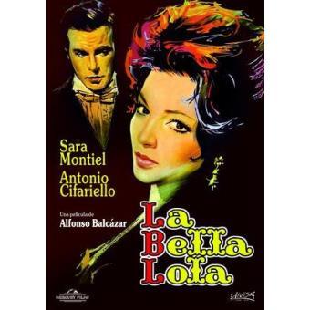 La bella Lola - DVD