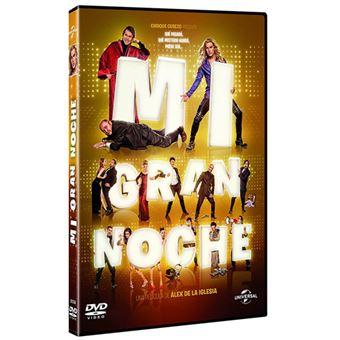 Mi gran noche - DVD