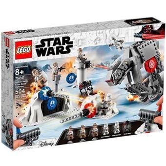 LEGO Star Wars 75241 Action Battle: Defensa de la Base Eco