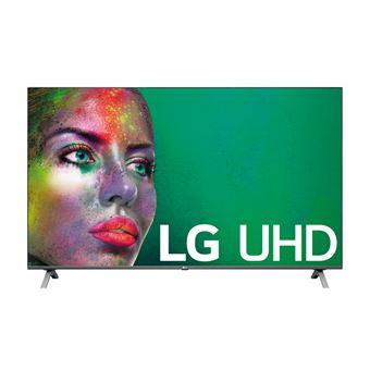 TV LED 55'' LG 55UN8000 IA 4K UHD HDR Smart TV