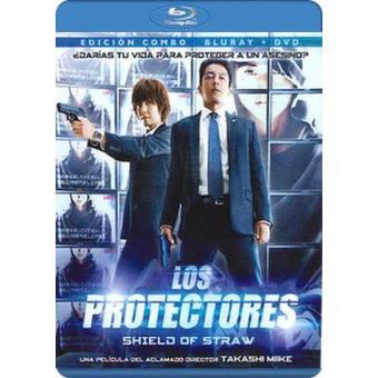 Los protectores - Shield Of Straw - Blu-Ray + DVD