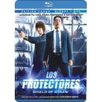 Los protectores - Shield Of Straw - Blu-Ray + DVD
