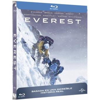 Everest - Steelbook Blu-Ray - Exclusiva Fnac