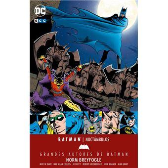 Grandes autores de Batman: Norm Breyfogle Vol. 1  Noctámbulos